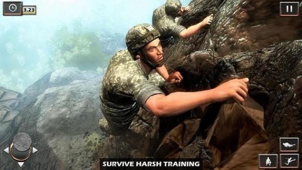 陆军战争英雄射击