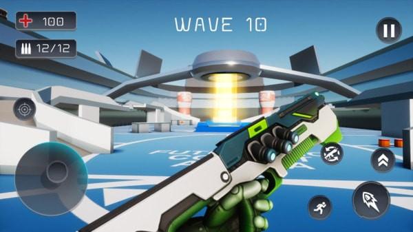 未来战场射击安卓版v1.1