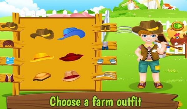 农场动物护理