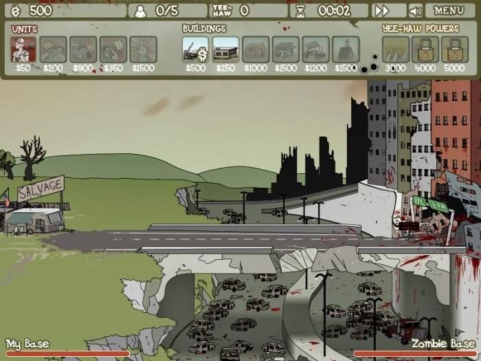 建筑队大战僵尸破解版 v3.0 安卓版