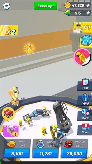 造机甲我贼溜游戏下载 v1.0.23 无限金币版