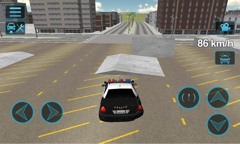 警车训练场破解版 v1.15 安卓版