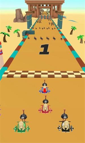 鸵鸟淘汰赛破解版 v0.1.52 安卓版