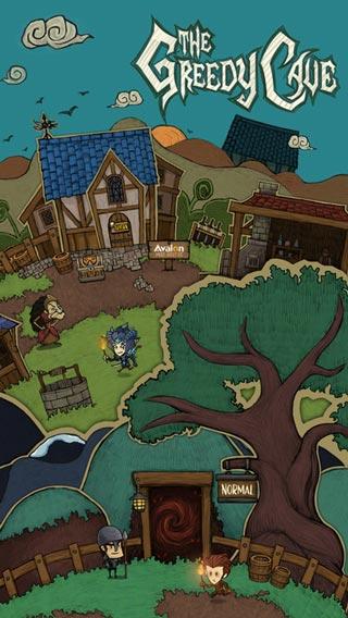 贪婪洞窟无限点券下载 v2003.1.7 内购破解版