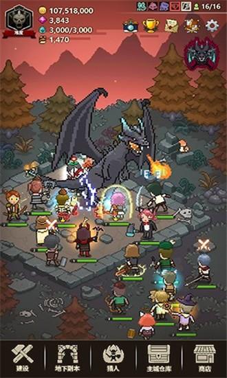 猎魔村物语最新版 v1.111 正版