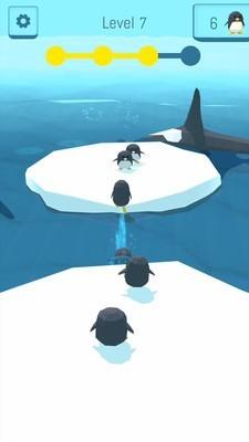 企鹅救援3D游戏下载 v1.4 最新版