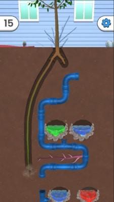 挖水生根手游版 v1.0 官方版