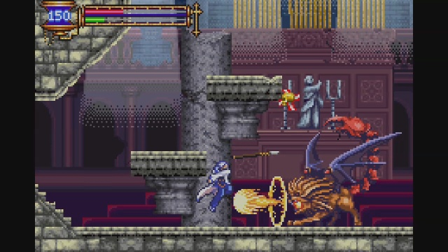 恶魔城晓月圆舞曲游戏下载 v1.0.0 破解版