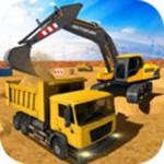 超级翻翻翻模拟挖掘机破解版 v1.1 安卓版
