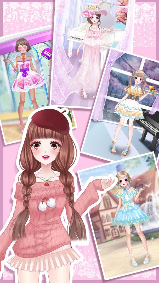 美少女魔法美妆下载 v1.0.0 无限金币版