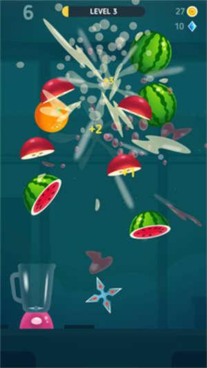 水果切切乐红包版 v1.1 手机版