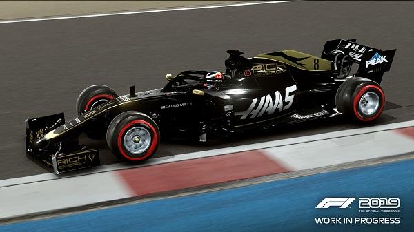 F1赛车无限时间版