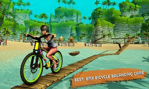自行车水上平衡赛安卓版 V1.2