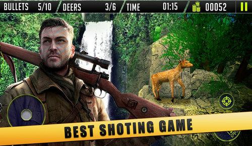 野鹿狙击手安卓版 V1.1.1