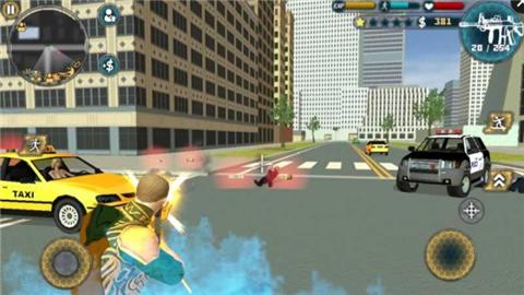 水滑板城市英雄安卓版 V1.0