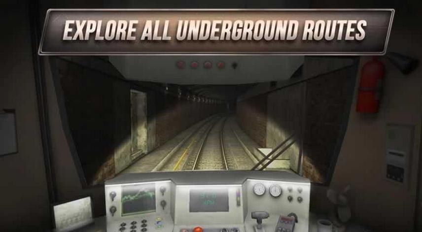 地铁驾驶模拟3D安卓版 V2.1