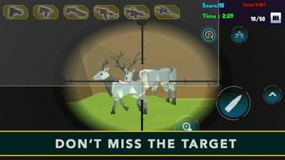 像素猎鹿世界安卓版 V1.0