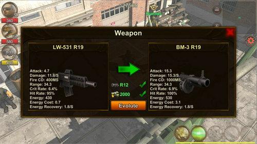 英雄射手僵尸世界猎人安卓版 V1.0.20