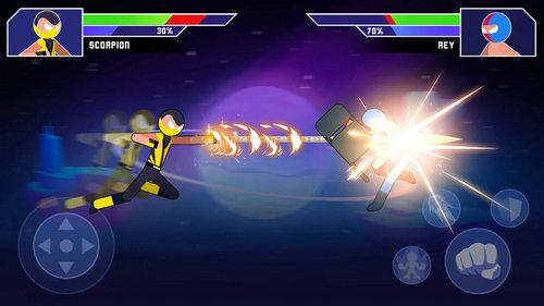 火柴人银河战争安卓版 V1.0.2