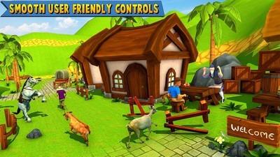 愤怒的山羊模拟器安卓版 V1.0.1