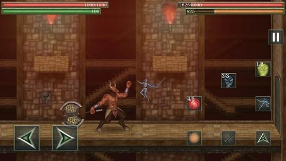 怪物挑战神话安卓版 V1.031