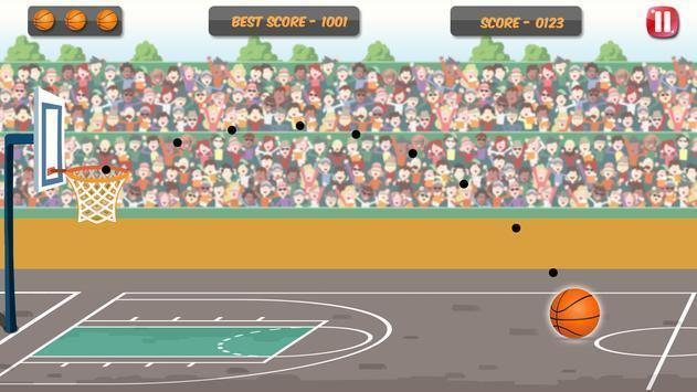 篮球投篮手安卓版 V1.0