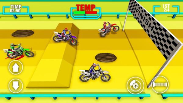 极限摩托竞速赛安卓版 V1.0