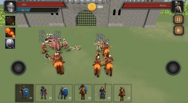 中世纪圣地战争安卓版 V1.34