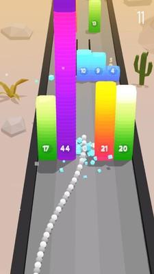 3D滑动小蛇安卓版 V1.4
