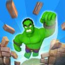 绿巨人奔跑粉碎