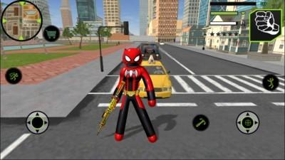 蝙蝠蜘蛛侠绳索英雄安卓版 V1.0