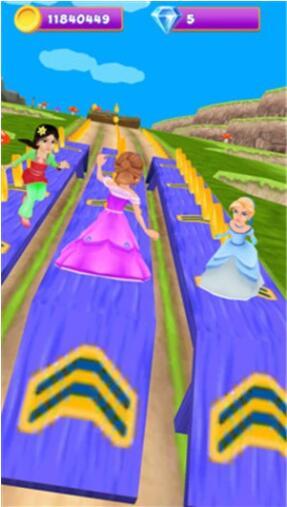 皇家公主跑酷安卓版 V1.2.1