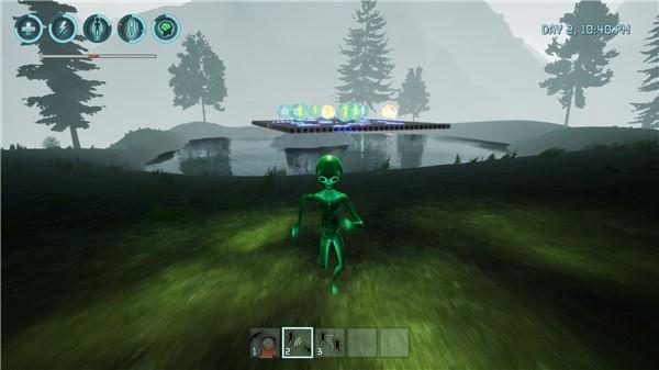 外星人生存游戏