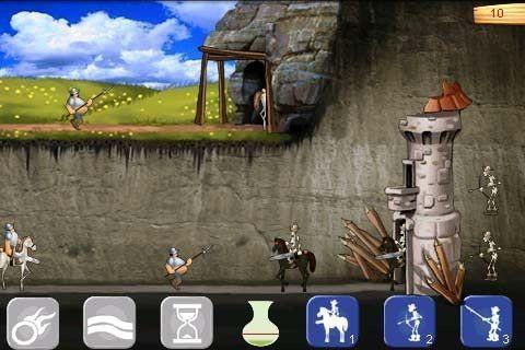骷髅卫兵塔防之战安卓版 V1.0.4