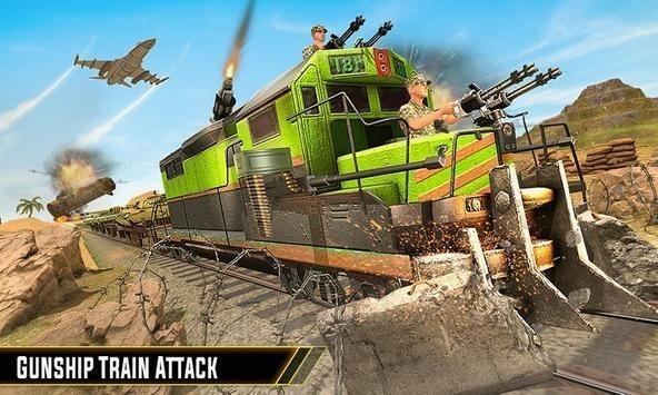 火车陆军武装攻击安卓版 V1.3.2