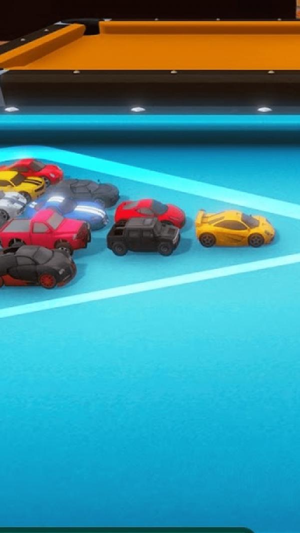 赛车台球安卓版 V1.0