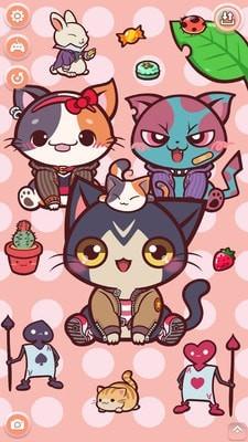 猫咪时尚之星安卓版 V0.0.1