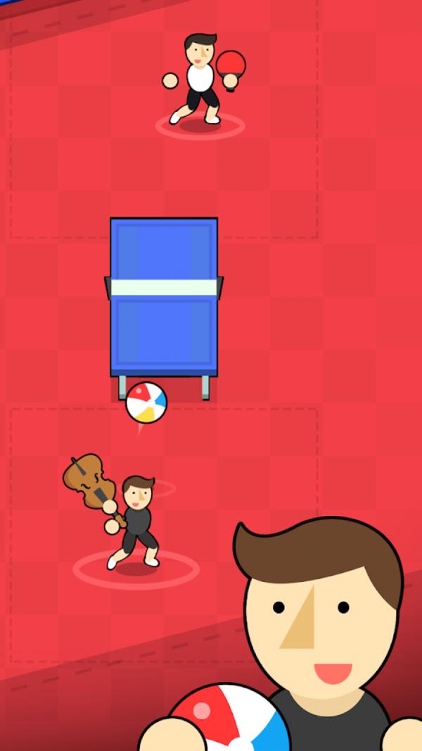 疯狂兵乓球安卓版 V1.03