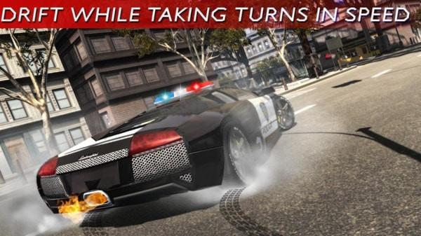 警方追捕汽车安卓版 V1.3