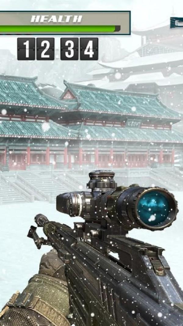 狙击手掩护射击安卓版 V1.2.1