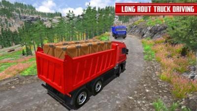 山地卡车运输安卓版 V1.0