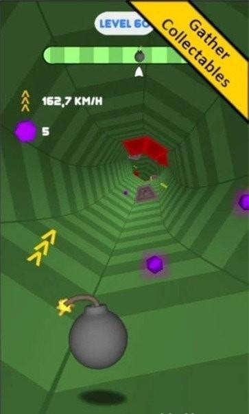 收集宝石的炸弹安卓版 V5.1