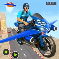 飞行变形警车安卓版 V1.0