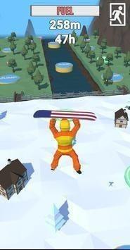 疯狂滑雪板高手安卓版 V1.2