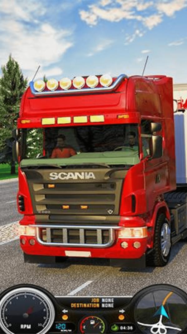 欧洲卡车2020安卓版 V1.31