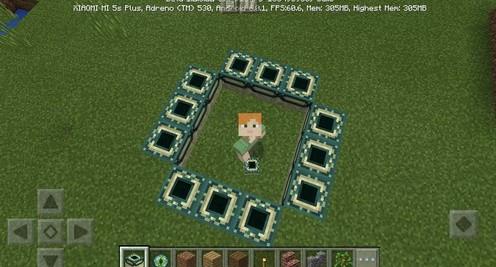 我的世界末世传送门怎么制作 末世传送门的制作方法介绍