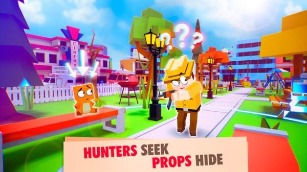 城市躲猫猫安卓版 V0.7