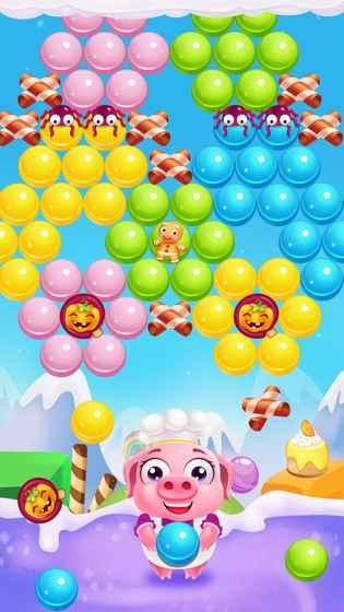 糖果泡泡传奇