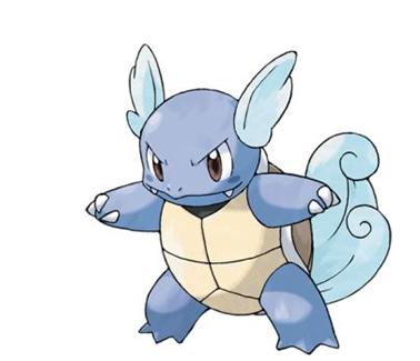 《宝可梦大探险》最适合卡咪龟的技能是什么 卡咪龟技能搭配攻略分享