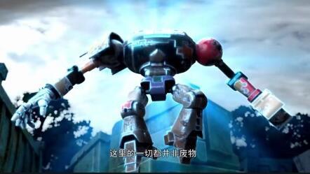 了不起的机器人